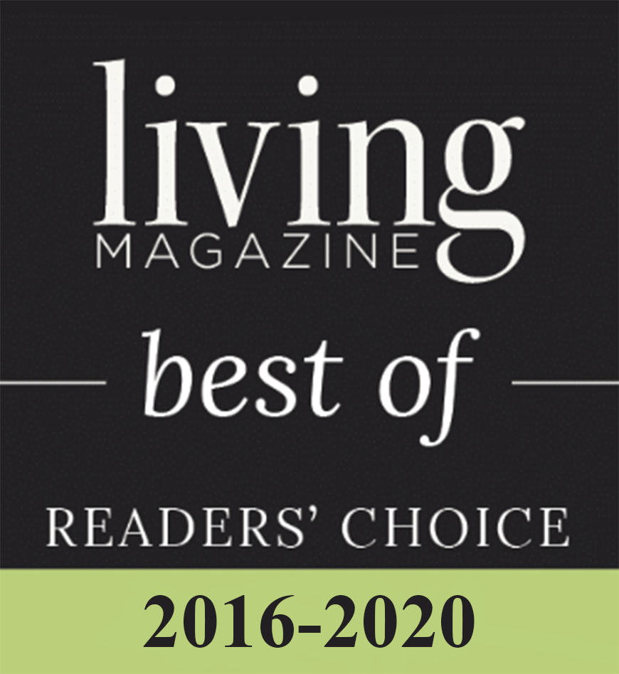 Best Of Living Magazine - Readers Choice 2019 Winner
