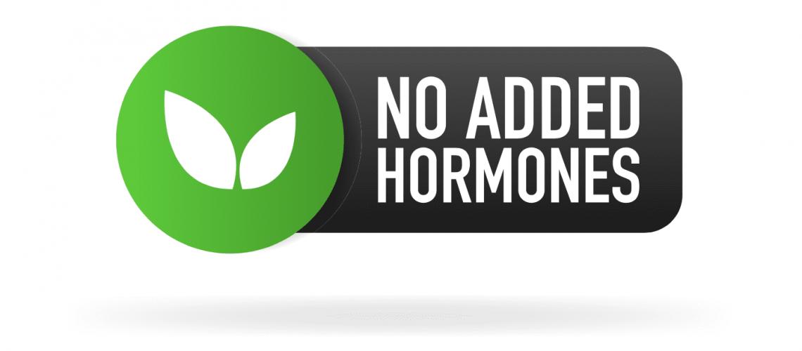No added hormones